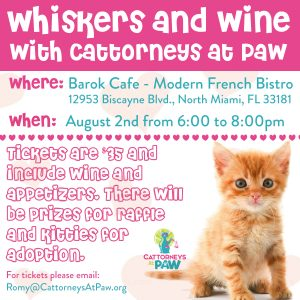 Whiskers & Wine